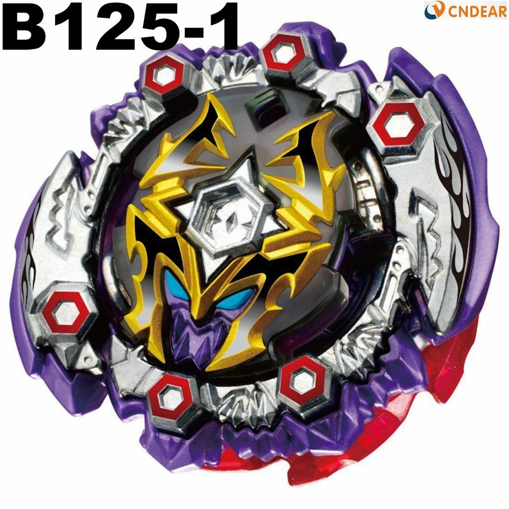 Beyblades BURST B-125 <strong>01</strong>: Dead Hades 11Turn Zephyr'