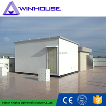 China Good Thermal Insulation Performance Low Cost Prefab Bungalow
