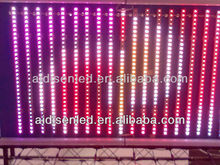 Saving power CE&RoHS RGB smd 5050 waterproof led rigid strip light with ic lpd6803