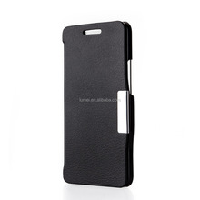 New Flip Magnetic PU Leather Hard Phone Case Cover For HTC One M7 Mini