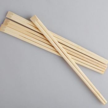 Bamboo wedding chopstick and spoon