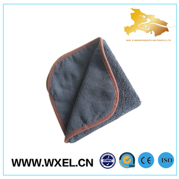plain grade one microfiber towel car