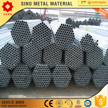 6 inch schedule 40 galvanized steel pipe/8m length galvanized steel pipe/black powder coated galvanized steel pipe