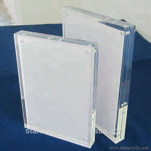 4 X 6 Clear Magnetic Frame