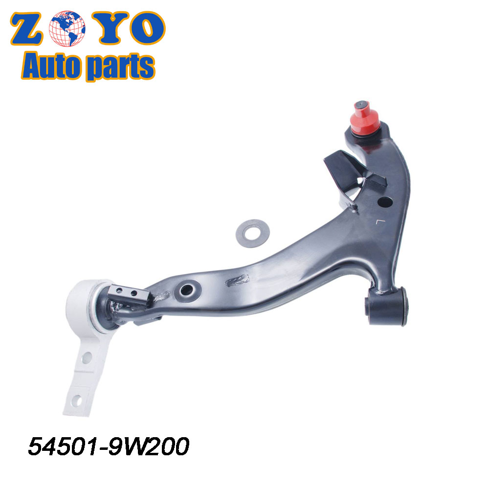 54501-9W200 Left for Nissan Teana suspension arm for Nissan Teana spare parts