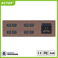 ACTOP new product switch and socket