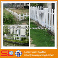White iron wire fence for boundary wall/decorative iron wire fencing