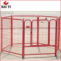 Baiyi Sale Indoor Dog Show Cage With Exercise Pen For Dog Made In China