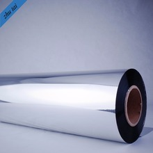 Solar metallized lamination material roll roofing materials