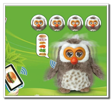 Factory Wholesale Best Toys for Kids Toddlers Hibou Boom