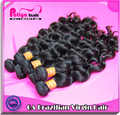 New Arrival Direct Factory Trade assurance Unprocessed Brazilian Brown Hair Weave