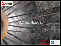 ball mill used rubber lining
