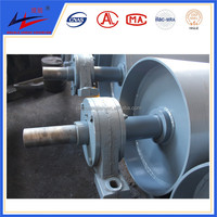 belt conveyor drive and nondrive pulleys supplier factory