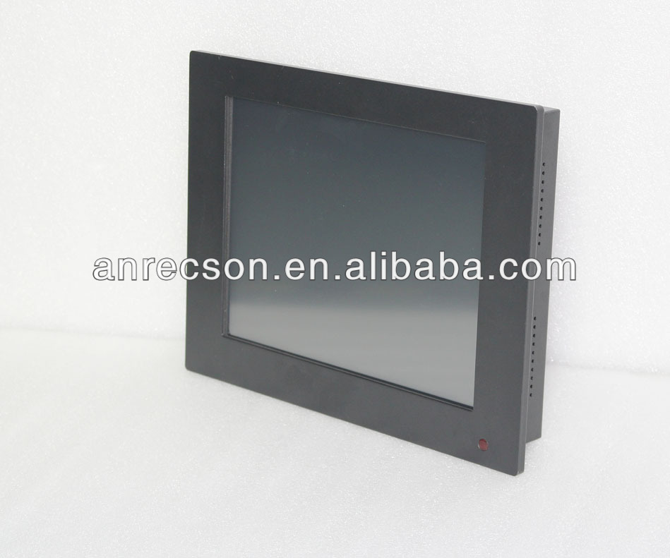 "industrial touchscreen monitor 12"" HDMI 4:3(option 16:9)"