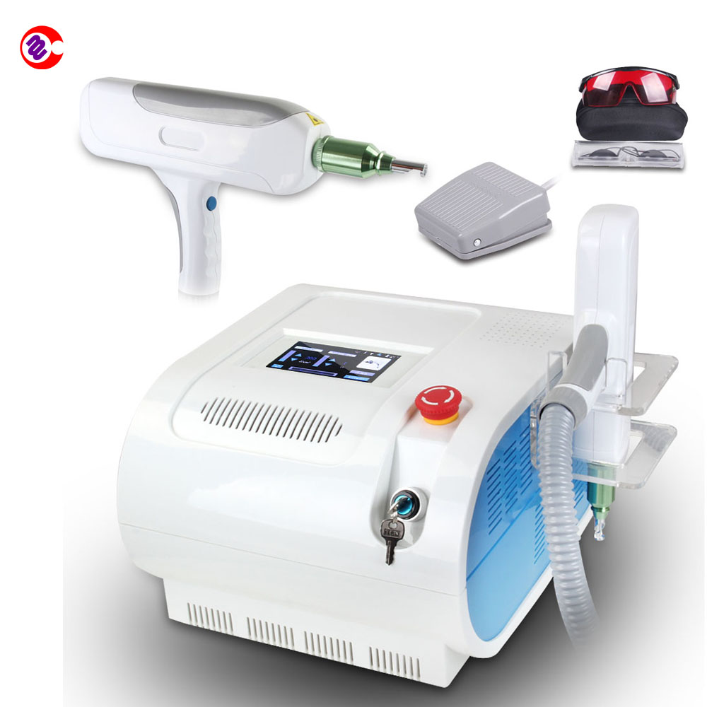 Best Results HR-LS50V For Tattoo Removal With CE Approval q-switch nd yag laser skin care