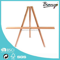 Good Quality Wholesale Wood Sketch Studio Painting Easel Drawing Stand For Artists