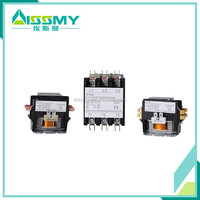 CJX9 Air Conditioner Parts Electrical 1 Phase Contactor 40A 380V
