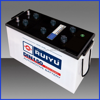 HOT SALE FOR TRUCK OR BOAT 150AH DRY CELL CAR BATTERY