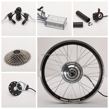 250W 350W e-Bike Coversion Kit, 20