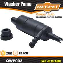 12v Windshield Washer Fluid Pump For Audi A4 A6