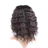 Afro Curly Black Women Natural Color Wigs And Hairpieces Curly Wig