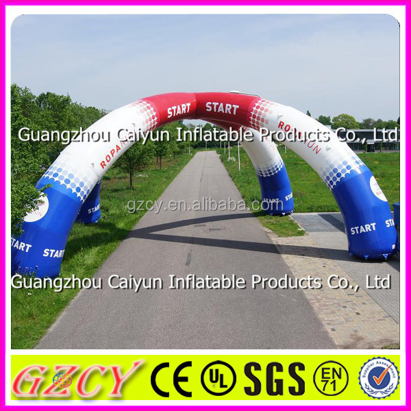 Best Factory Price Inflatable Arch Inflatable Start and Finish Line Arch For Sale
