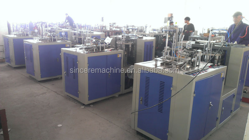 ZBJ-H12 Medium-speed paper cup machine Korea