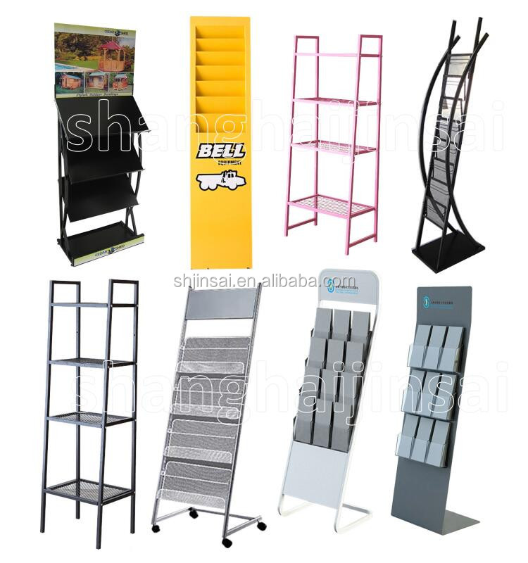 Manufactured in China New Nechnology Floating Shelf Bracket Guitar CD Card Rack Display Stand