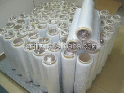 Economical/high grade materials pallet wrapping stretch film