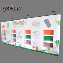 2017 Trade Show Exhibition Booth Equipment pop up stand