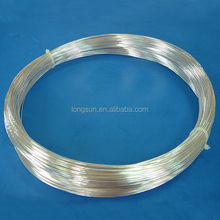 silver brazing copper wire for contact points/AgZnO8 silver alloy wire