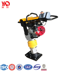 Gasoline Jumping Jack Compactor/Good Quality Vibratory Tamper/Electric Vibratory Rammer