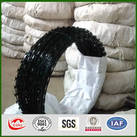 Good quality new coming clips razor wire factory