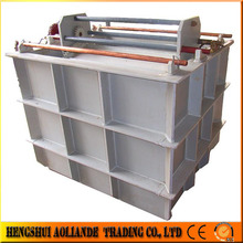 fiberglass reinforced plastic tankhouse cell frp electrolytic cells
