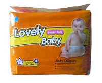Baby strong water absorbtion super permeability diapers