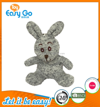Hot The Key Ring Of Weaved Rabbit Toys