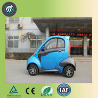 2 seats electric automobile Germany suppliers