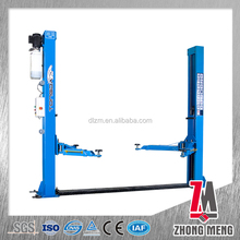2017 Two Post hydraulic car lift ZM TDY-2D40M 4 tons used 2 post car lift for sale with CE