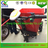 high quality handhold hydraulic tip porry pumper trolley for cargo