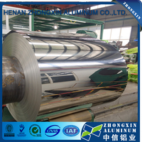 mirror finish aluminum cladding coil for lighting, solar reflector made in China