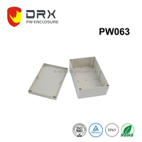 Custom ABS/PC Waterproof Plastic Enclosures For Electronics