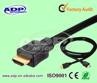 Free sample high speed hdmi cable 1.4v with ethernet