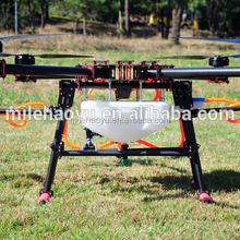 HH-LJ 127MM X4 X8 Large Scale Payload Quadcopter Octocopter UAV Drone Frame with 31MM*35MM Carbon Fiber Tube