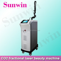 CO2 Fractional laser / CO2 laser / Laser scar removal with CE