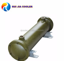 Fin tube Heat Exchanger for Machinery hydraulic oil cooler water condenser copper evaporator