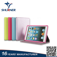 For ipad Matte Soft Leather Cover With Auto Sleep /Wake Up Function For ipad mini air pro 9.7 10.5 Magnetic Flip Case