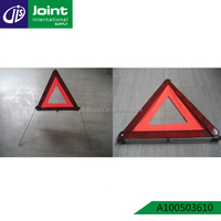 Car Road Safety Kit,Folding Reflector Warning Triangle Sign,First Aid Car Emergency Tool