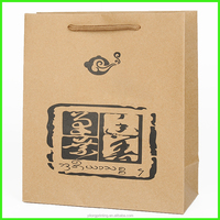 New Productions Brown Kraft Paper Bag, Kraft Paper Shopping Bag Manufacturer
