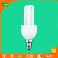 2014 ningbo ISO UL CE LVD EMC RoHS SASO approved E27 15W fluorescent light bulb energy saving lamp cfl street light