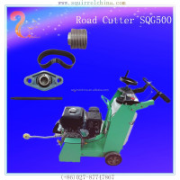 walk behind handheld factory custom-designed COHLER CH440 engine Japanese bearings gasoline asphalt concrete road cutter